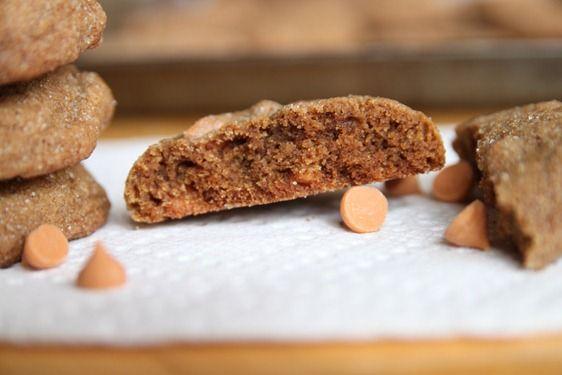 Ginger Butterscotch Cookies   Dessert Recipes   Pinterest
