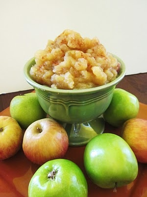 maple cinnamon applesauce- can't wait to try!