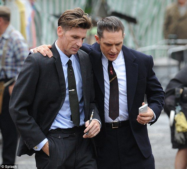 Tom Hardy and Paul And...