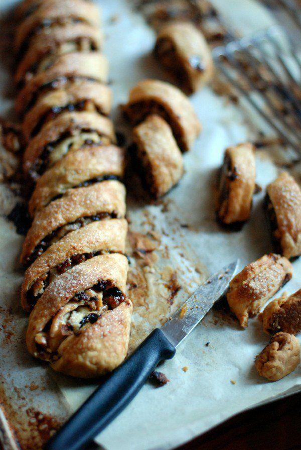 Easy Chocolate Rugelach Recipes — Dishmaps