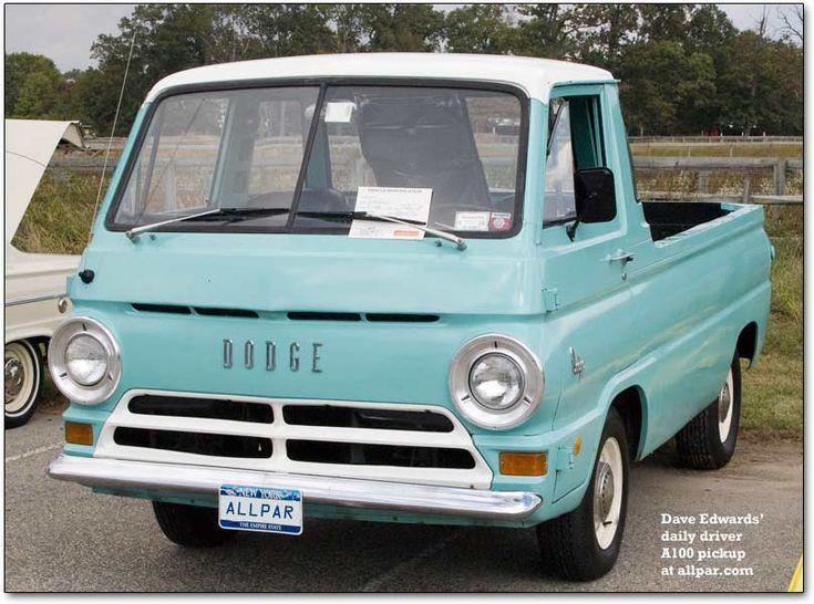 Dodge A 100 Truck Dodge Ram Plymouth Trucks Pinterest