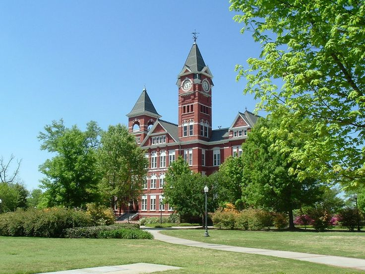 Auburn University, Auburn, AL