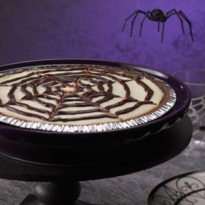Spiderweb Cheesecake | Recipe