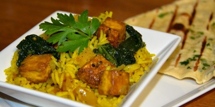 Saag Tofu | Things to try | Pinterest