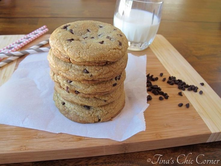 The Perfect Chocolate Chip Cookie recipe...take a look at these ...