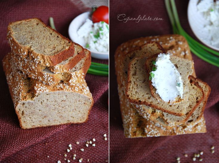 Чем Заменить Хлеб При Безглютеновой Диете