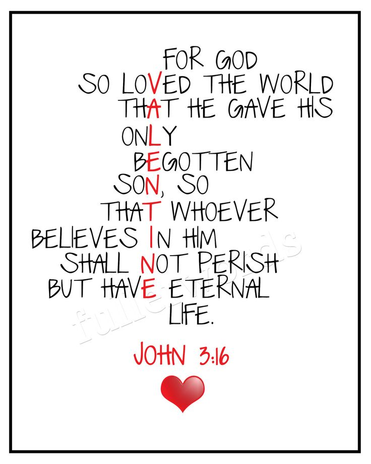 Bible Love Quotes Valentines Day: Valentine bible quotes ...