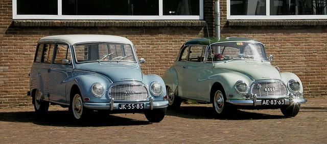 DKW F94 Universal & DKW 1000 Coupe