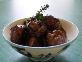 Balsamic Glazed Button Mushrooms Recipe | Eat/Drink | Pinterest