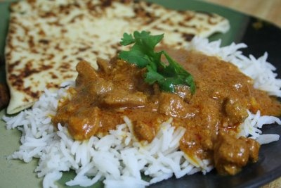 MMMM Slow cooker butter chicken...might do this one tomorrow!