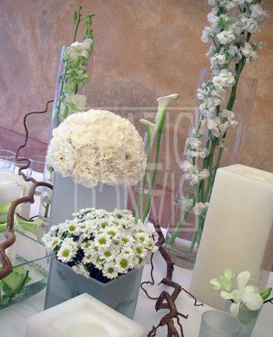 decorazioni tavolo buffet  Decorazioni location  Pinterest