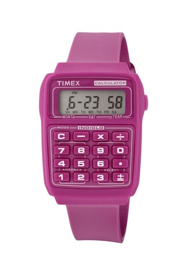 Calculator watch! Coach Rousey!