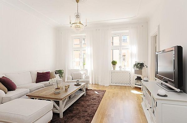stylish 3 bedroom apartment in stockholm