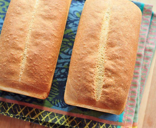 How to Make Basic White Sandwich Bread — Cooking Lessons from The ...