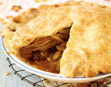 Old-fashioned Apple Pie | Sweets | Pinterest