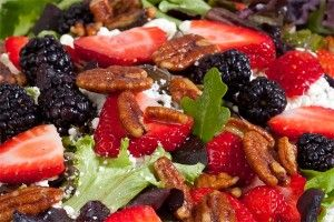 Tenderstem, Apple, And Toasted Hazelnut Salad Recipes — Dishmaps