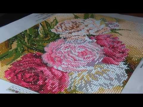 Наборы алмазной вышивки на алиэкспресс