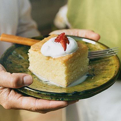 Three-Milk Cake | Recipe