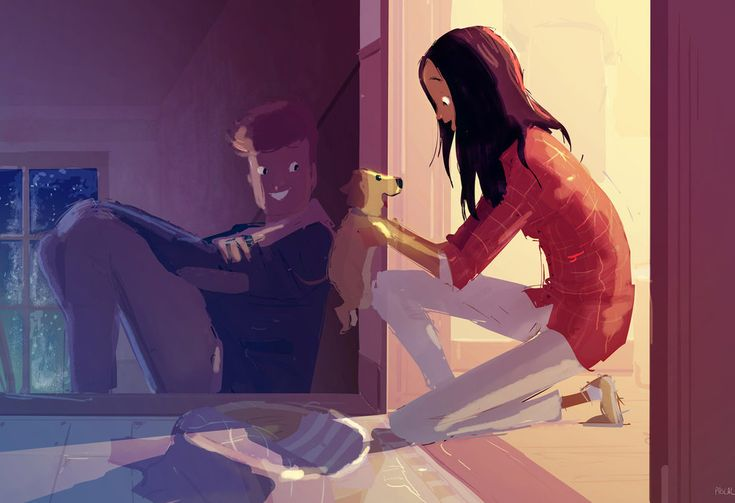 An early gift. by PascalCampion.deviantart.com on @deviantART