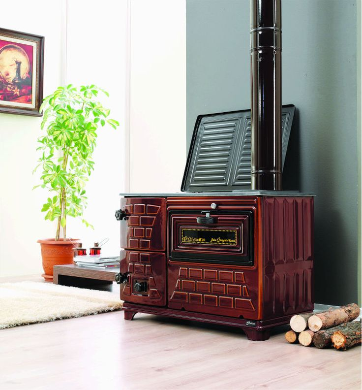 Search small one room pellet stoves - Small space wood stove model ...