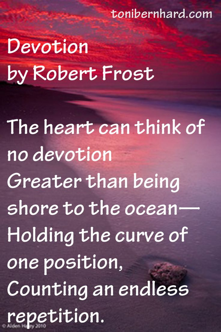 robert frost poems Robert frost believed that poetry was the only way mankind had of saying one thing in terms of another, aimed at insight and wisdom.