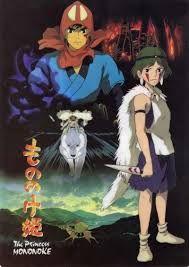 Công Chúa Mononoke | Mononoke Hime Mononoke Princess - Full HD