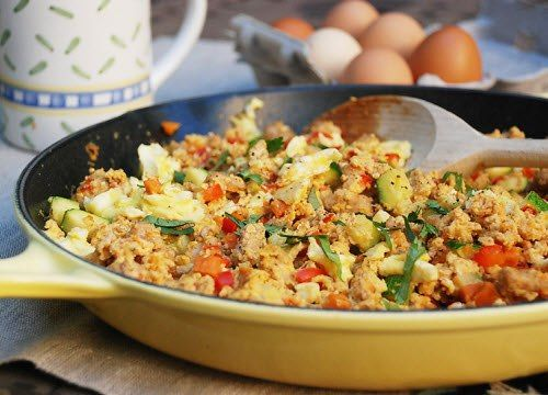 Southwest Scramble @Multiply Delicious | breakfast & brunch recipes ...