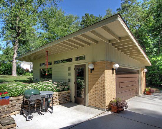 Decorating Ideas > Garage Door  MCM  Pinterest ~ 164439_Garage Exterior Decorating Ideas