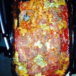 Healthier Eggplant Parmesan II Allrecipes.com. Going to try this with ...