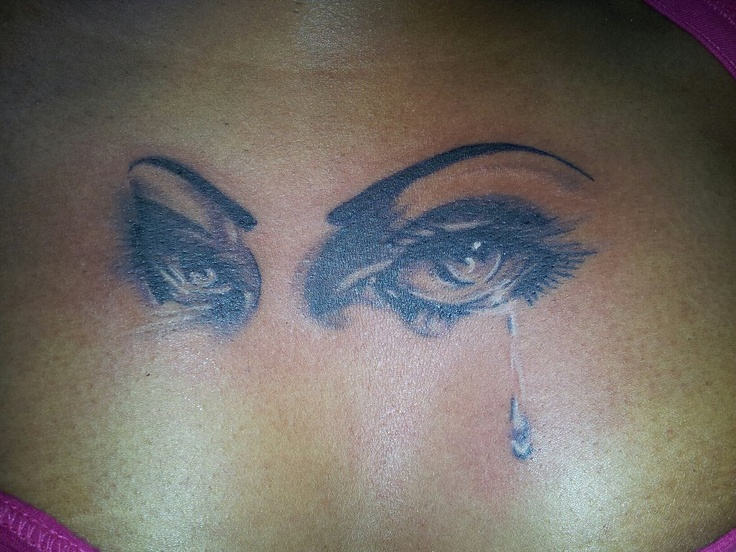 Crying Eyes Beautiful Pictures to Pin on Pinterest ...