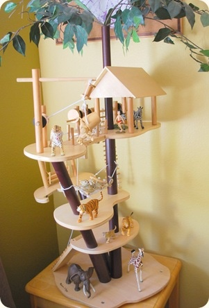 Melissa Amp Doug Tree House Play Set tree houses