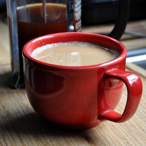 homemade chai | cafe menu | Pinterest