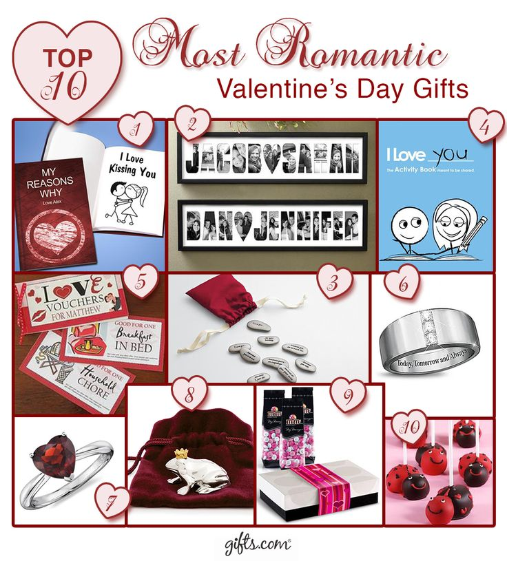 most romantic valentines gifts for her
