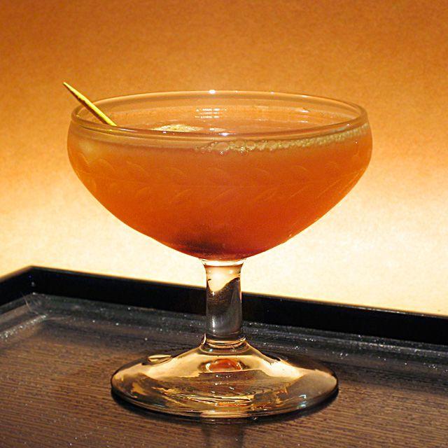 Ward Eight | Spirits & Cocktails | Pinterest