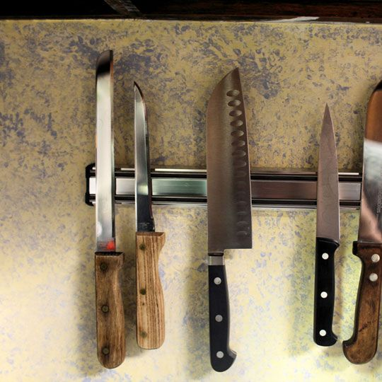 The Essential Knives In The Kitchen