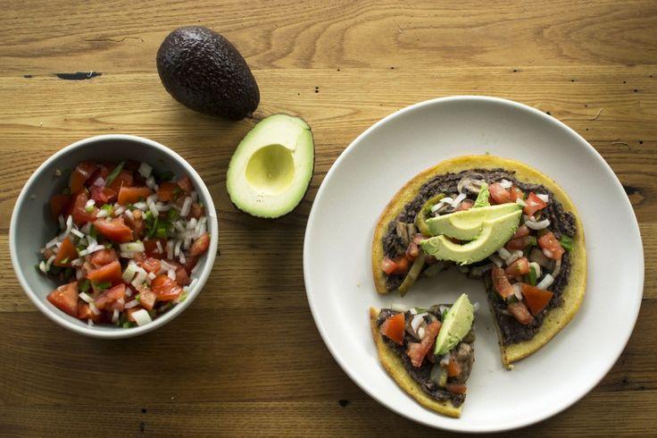 Mexican Flatbread | Recipe