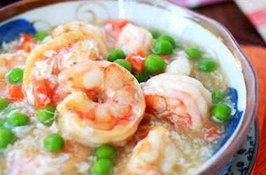 Shrimp with Lobster Sauce — Punchfork | recipes | Pinterest