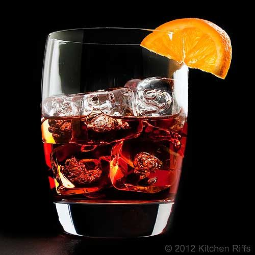 Negroni | Bottoms Up | Pinterest