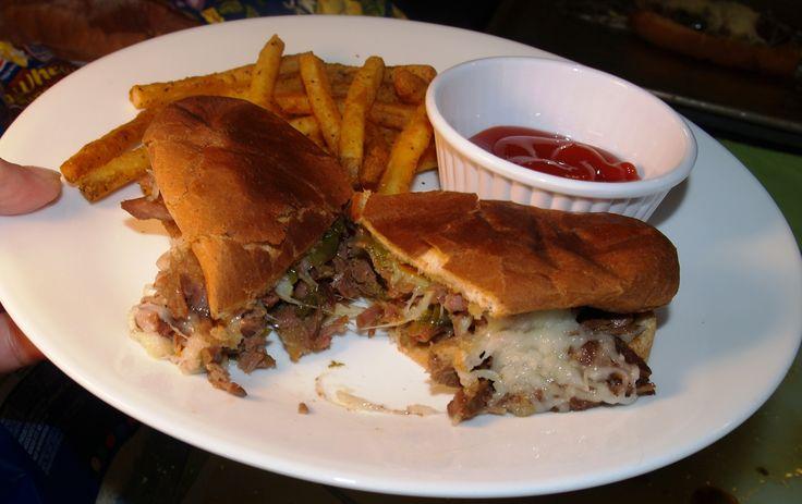 Italian beef sandwich | [eats] - Sandwiches, Wraps, Panninis | Pinter ...