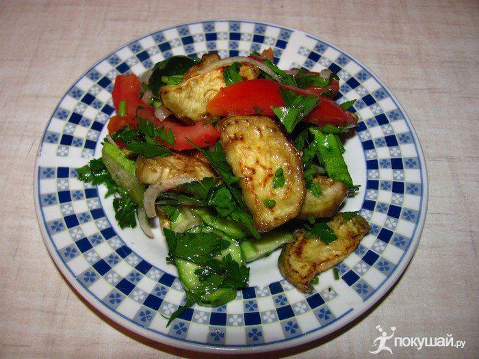 Куриные грудки рецепт салата слоеные