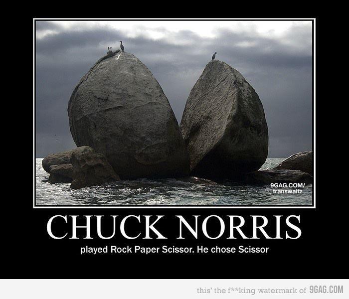 Chuck. Norris.