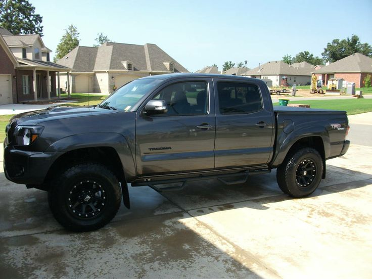 New 265 70 17 Terra Grapplers And Lift