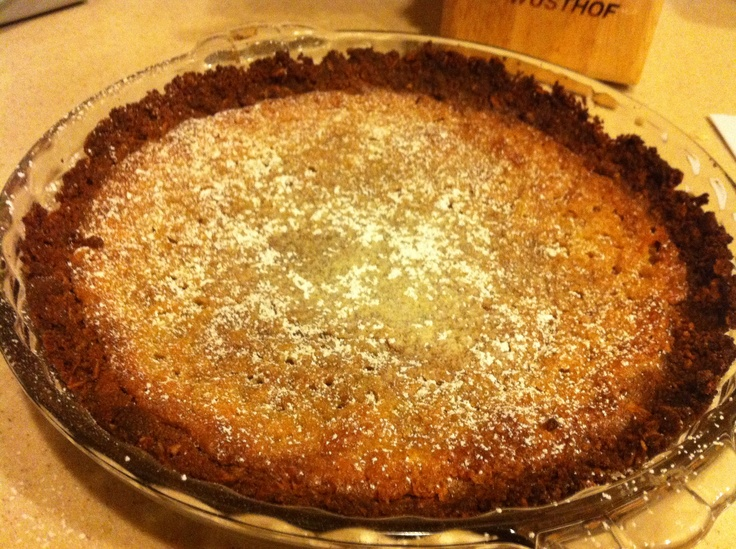 Crack Pie | Beautiful Sweets | Pinterest