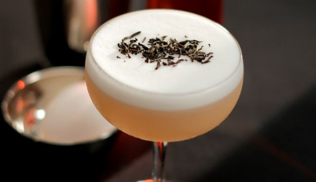 Smoked tea sour!   Alcohol - making, consuming, etc.   Pinterest
