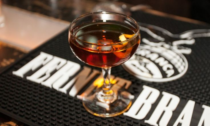 Postcards From Italy: This Fernet-inspired cocktail balances sour ...