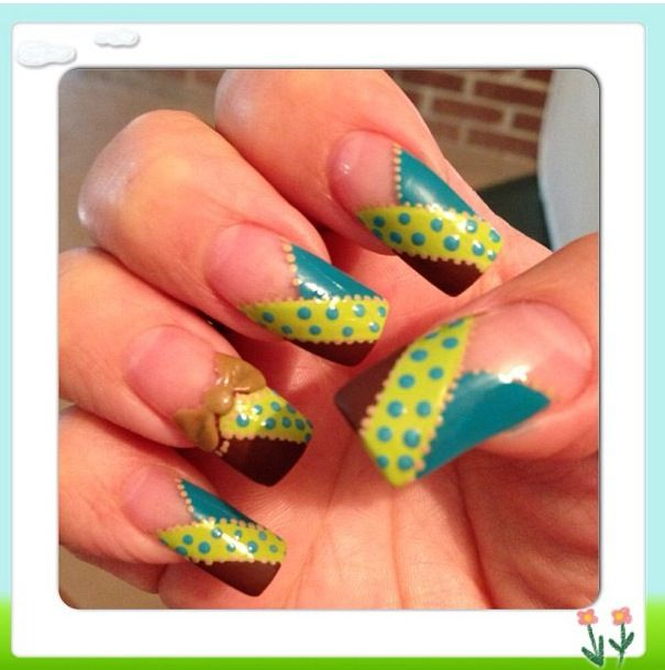 My nail design | Nail Designs | Pinterest