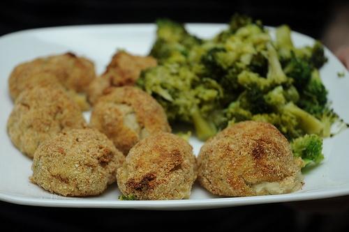 Baked Turkey Croquettes | holidayfestivities | Pinterest