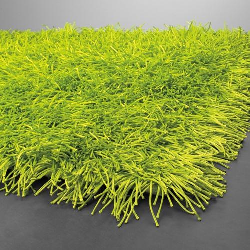 Wild Green Shag Rug Garden Bedroom Pinterest