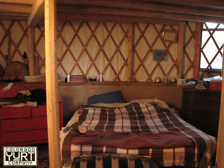 Bedroom With Loft