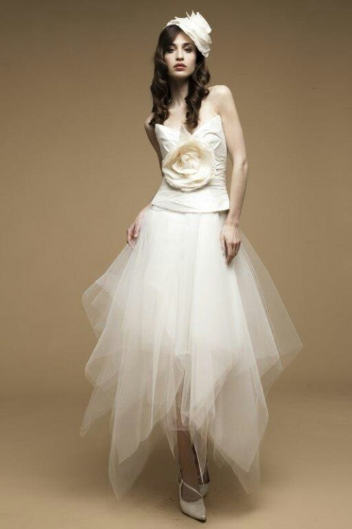 Robe atypique  Mariage  Pinterest